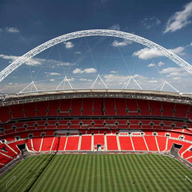 Wembley Stadium Roof