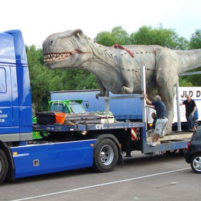 Life-Size T-Rex